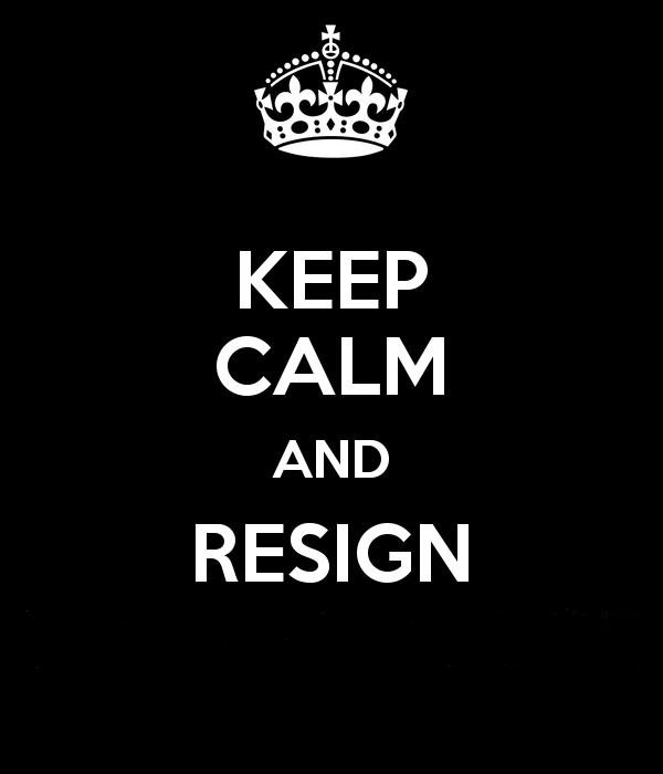 Resigning Right | Resigning Within Your Rights Without Ruining Your Reputation Murason